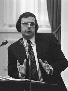 Drs. J. (Jan) P. Pronk (1940 - )